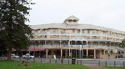 Fremantle Esplanade Hotel - Venue for the 14th AABC Seminar 2001